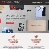 Chictypes.com : le stylisme masculin sur Internet