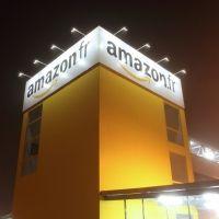Amazon : des ventes en hausse, mais un bénéfice en forte baisse