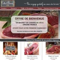 Cote2boeuf.fr mise sur la viande aveyronnaise