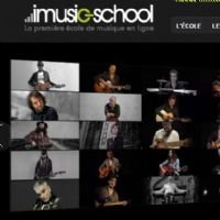 iMusic School lance sa nouvelle plateforme digitale