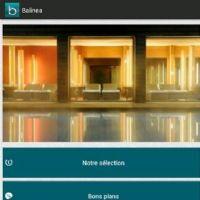 Balinea déploie ses applications mobiles
