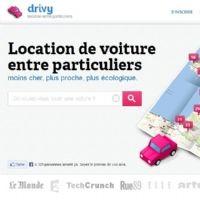 Drivy.com mise sur la consommation collaborative