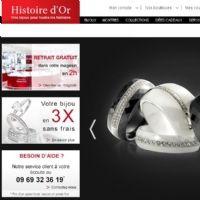 Histoire d'Or lance sa boutique marchande
