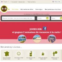 B&B Hôtels remodèle son site internet