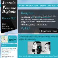 Lancement de la première journée de la femme digitale