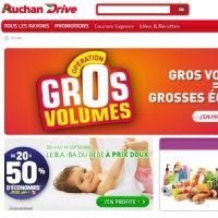 AuchanDrive.fr fait peau neuve