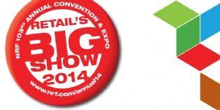 Big Show de la National Retail Federation 2014, le rendez-vous du commerce connecté