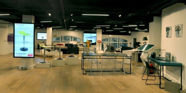 Miliboo ouvre sa première boutique physique connectée à Paris