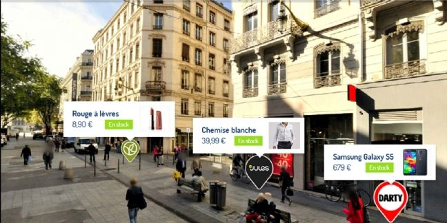 Mappy se repositionne sur le web-to-store