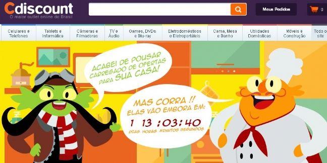 Cnova lance Cdiscount au Brésil