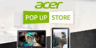Acer ouvre sa première boutique éphémère à Paris
