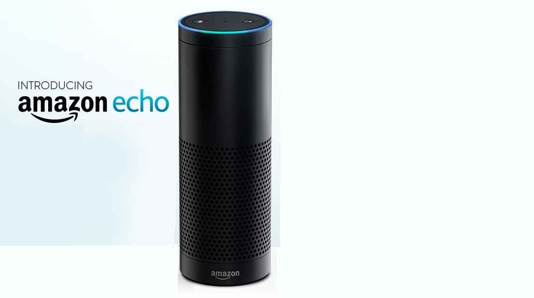 amazon echo un assistant vocal domicile. Black Bedroom Furniture Sets. Home Design Ideas