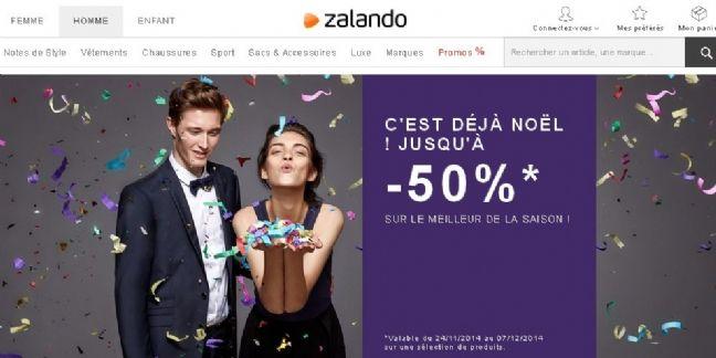 Zalando espère être rentable pour la fin d'année 2014