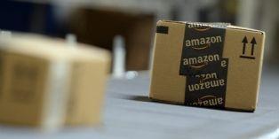 Le premier magasin new-yorkais d'Amazon n'était qu'un immeuble de bureaux
