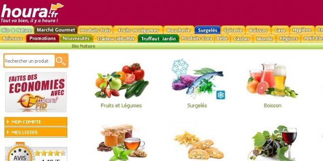 Houra.fr déploie progressivement son service de livraison Express
