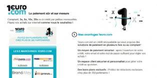 Cofidis déploie la signature électronique avec 1euro.com