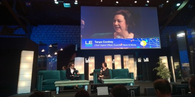 LeWeb'14 : The Guardian explique sa transformation digitale