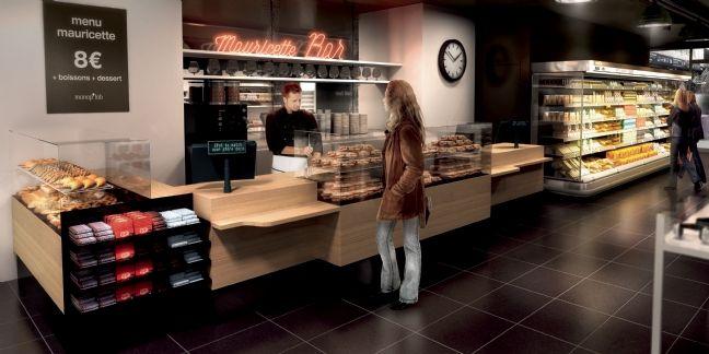 monop'lab ouvre à la Gare Montparnasse avec Elior