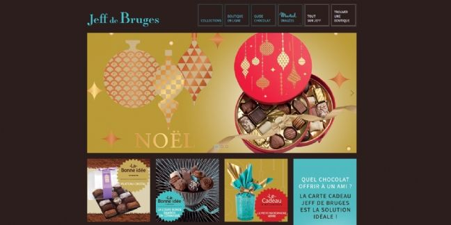 Jeff de Bruges refond son site Web
