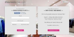 Showroomprive.com en croissance de 40%