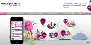 Web to store : Vente Privée lance le Pass +