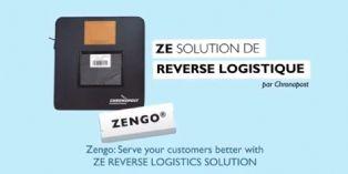 Reverse Logistique : Chronopost lance Zengo