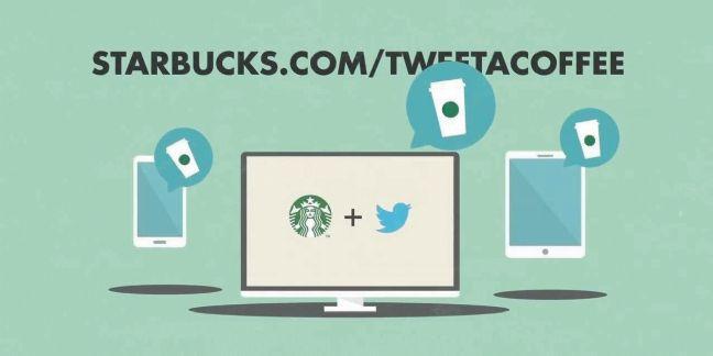 Starbucks, un savant mélange entre mobile et social