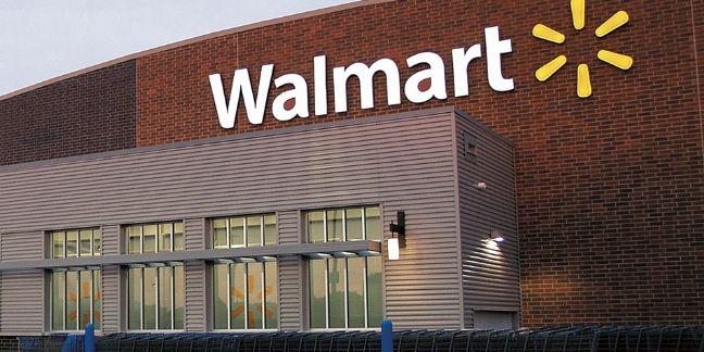 Walmart attire les clients en magasin grâce au mobile