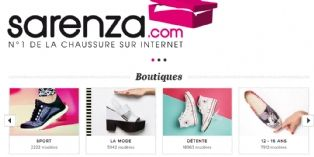 Sarenza.com lève 74 millions d'euros