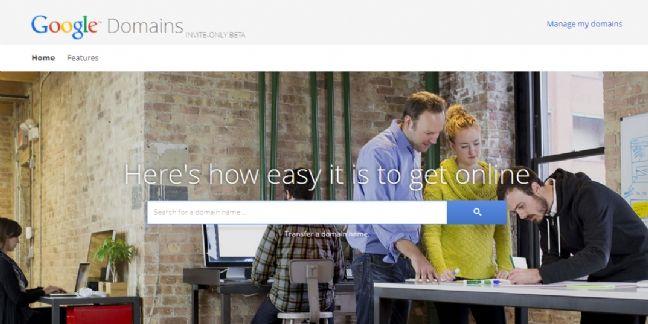 Google se lance dans la vente de noms de domaine