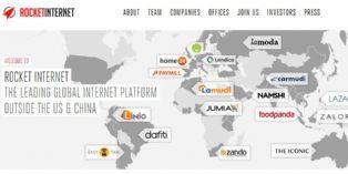 Rocket Internet se lance dans les paiements en ligne