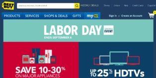 L'e-commerce sauve Best Buy de mauvais résultats