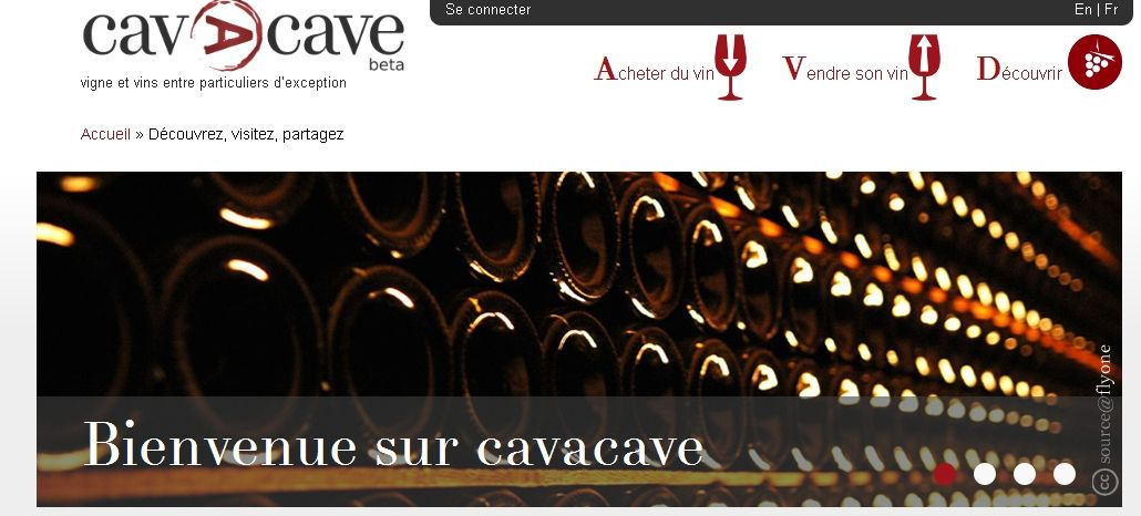 cave cave la passion du vin entre particuliers. Black Bedroom Furniture Sets. Home Design Ideas