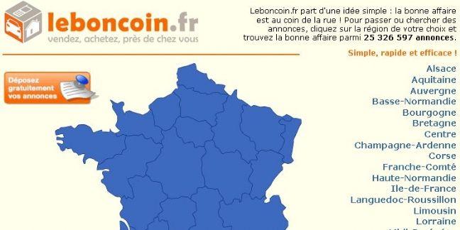Le Bon Coin révise son changement de politique tarifaire