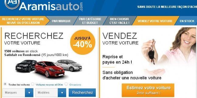 Aramis Auto : un moteur de recherche développé en interne