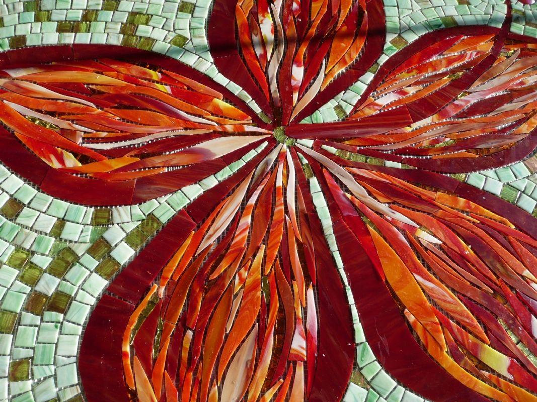 made in mosaic resine de protection pour peinture. Black Bedroom Furniture Sets. Home Design Ideas