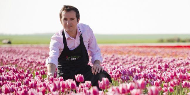 Les Fleurs de Nicolas, l'outsider du marché