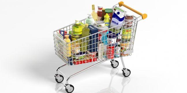 Promotion produits alimentaires web drive