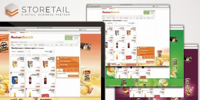 [Start-up] Storetail, têtes de gondole digitales