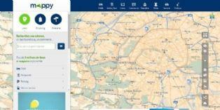 Mappy lance La Vitrine Digitale Événementielle