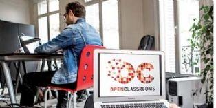 OpenClassrooms surfe sur les nouveaux codes de la formation