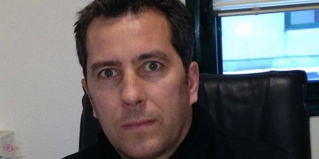 Eric Silici, fondateur et dirigeant de Sports Outdoor Shop.