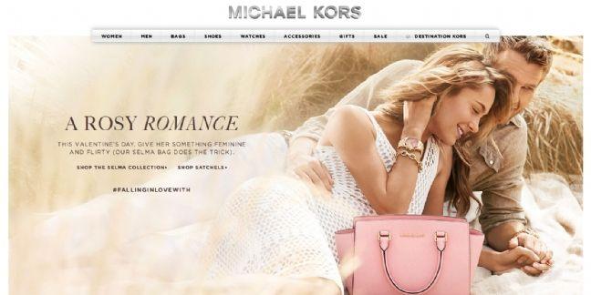 Michael Kors porté par une croissance de 73% de ses ventes en ligne