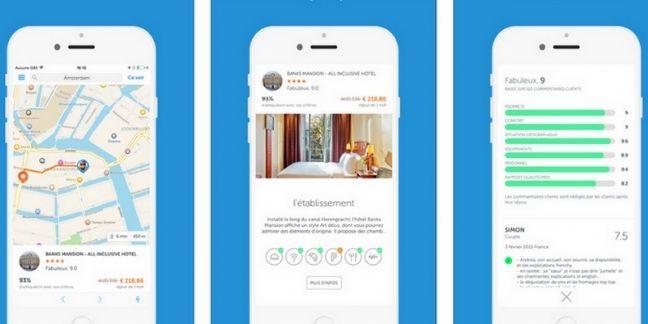 Booking Now : la réservation de chambre d'hôtels à la dernière minute sur mobiles