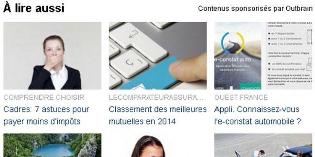 Le Groupe Le Monde déploie la technologie Outbrain sur l'ensemble de ses sites