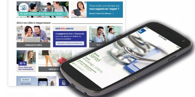 Axa déploie son environnement digital multi-accès
