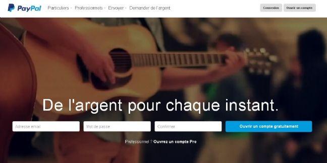 Paypal lance sa première publicité en télévision