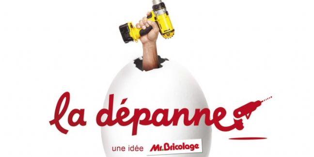 Mr.Bricolage invente La Dépanne