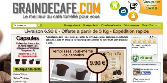 Graindecafe.com, une affaire de famille et de passionnés