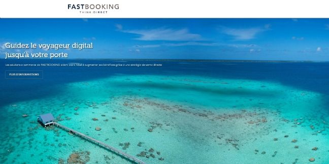 Accor s'offre Fastbooking